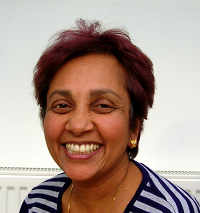 Vasanthy Watt, acupuncturist and Chinese Medical Herbalist
